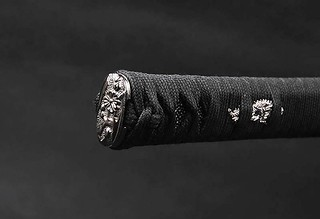 Wakizashi-Japanese-Samurai-Sword-knob