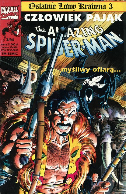 comics Tm-Semic Spider-Man 045 1994-03