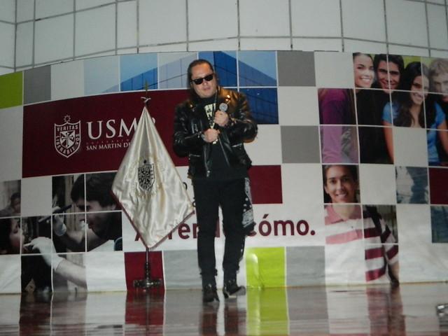 La Facultad de Medicina Humana  - Realizó su show de talentos el día 13 setiembre . Hubieron tres categorías canto, baile y teatro.