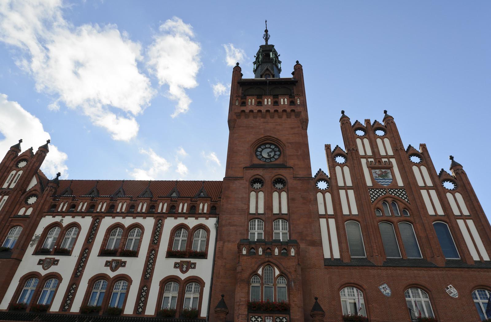 Hôtel de Ville de Słurpsk