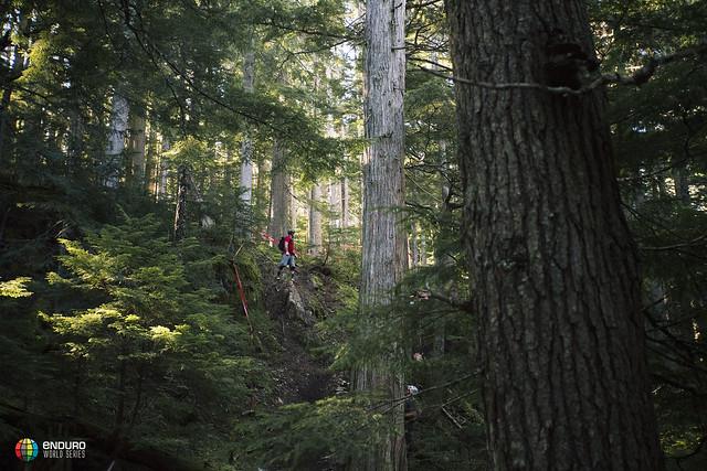 2016 - EWS #6 - Whistler, BC - Media Recce