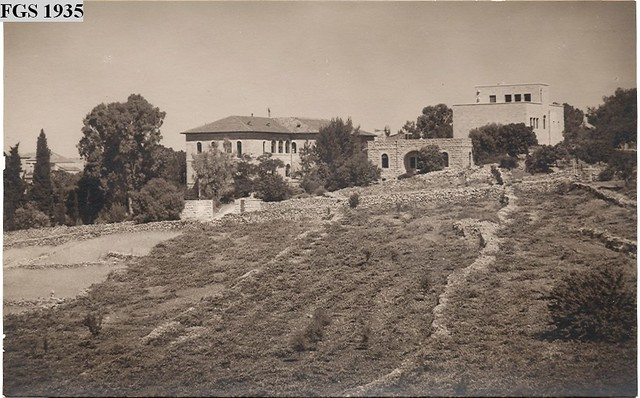 Ramallah Friends School 1930s