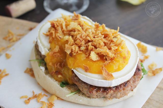 Hamburguesas de cordero con mango y queso de cabra www.cocinandoentreolivos.com (19)
