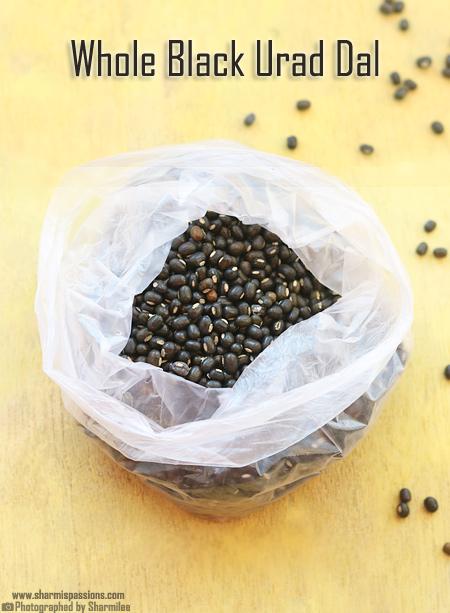 Karuppu Ulundu Sundal Recipe