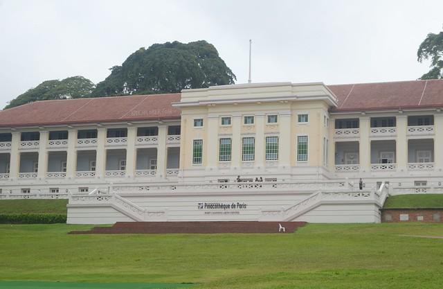 singapore's museum district Pinacothèque de Paris