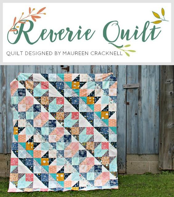 Reverie Quilt Cover