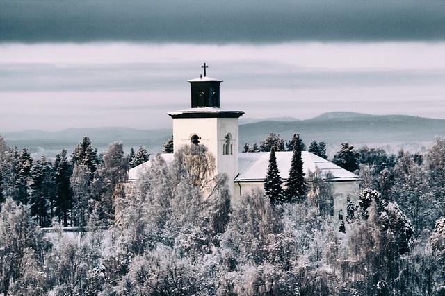 Bodens kyrka