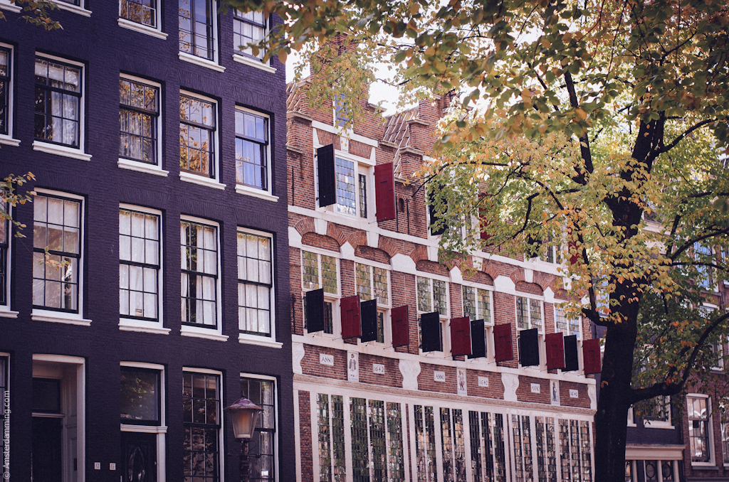 Amsterdam, Autumn in Jordaan