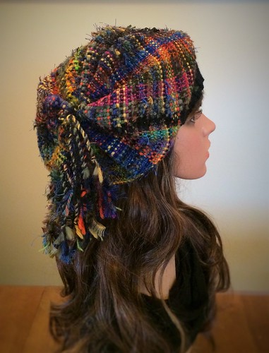 Riot of Colour and Texture HAT