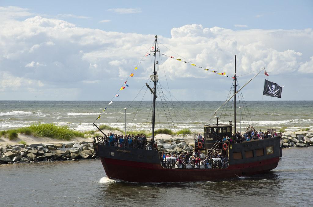Kolobrzeg - Côte baltique polonaise