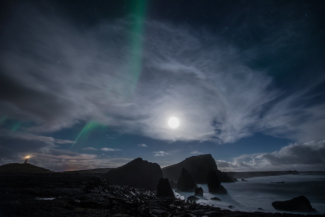 Cape Reykjanes lightouse