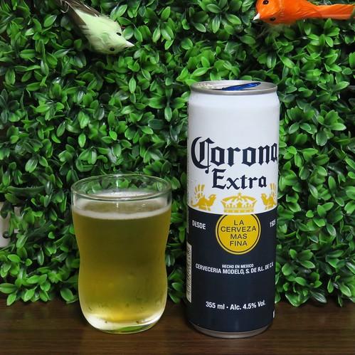 ビール:コロナ缶