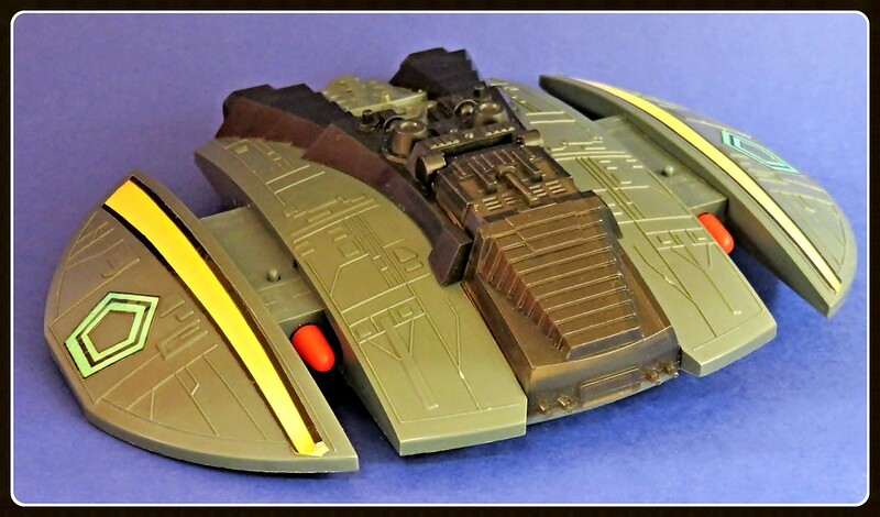 My Battlestar Galactica Figures 30080950271_94d0de358d_c
