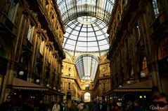 Galleria Vittorio Emanuele II. Milan. Italy
