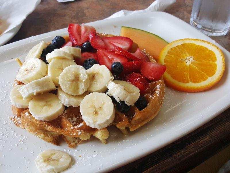 Eggsmart waffle