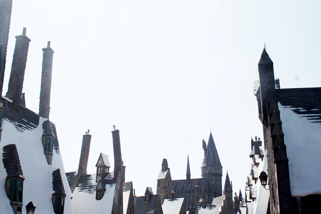 wizarding world of harry potter hollywood