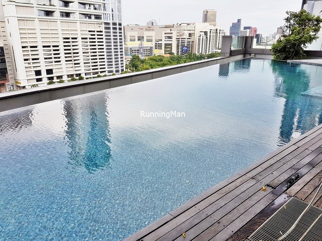 Novotel Platinum Pratunam 06 - Swimming Pool