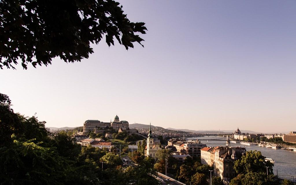 Budapest - Gellert Hill-2