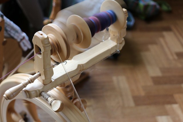 Birmingham Guild of Weavers, Spinners & Dyers November Meeting