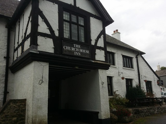Day 6: The Church House Inn, Holne