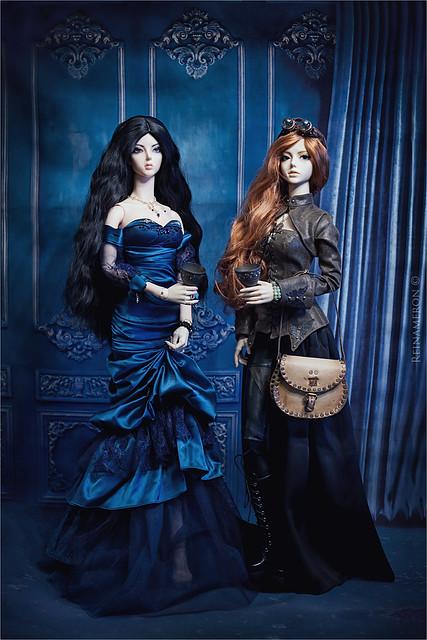Vesper and Selena