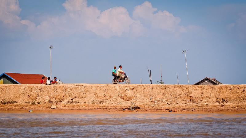 Mekong River 湄公河|Combodia 柬埔寨