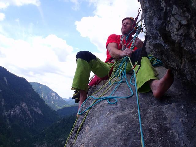 Rax Blechmauer Gelber Oktober 375 m (7+)