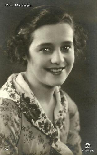 Mona Martenson