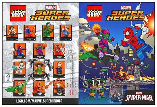 LEGO Marvel Super Heroes 76059 Spider-Man Doc Ock's Tentacle Trap 07
