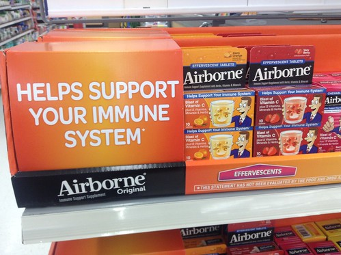 Airborne Supports Immune System