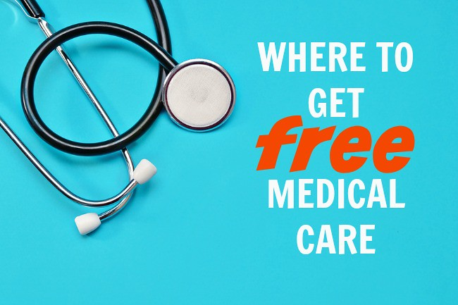 Where to get free medical care
