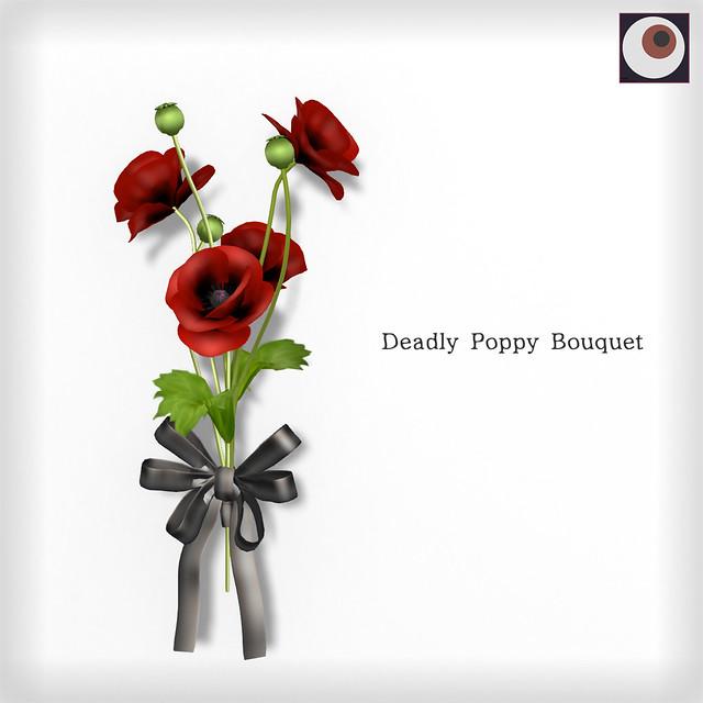 *NAMINOKE*Deadly Poppy Bouquet