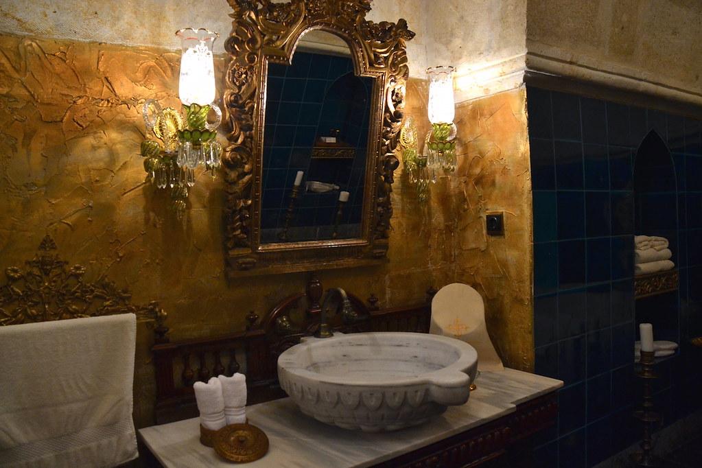 scared house 蘇丹房浴室
