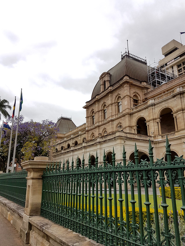 Parliamaent House, Brisbane