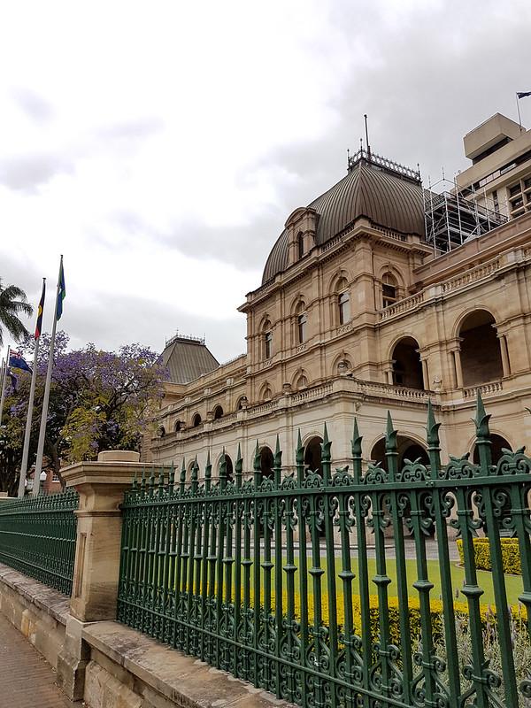 Parliamaent House, Brisbane