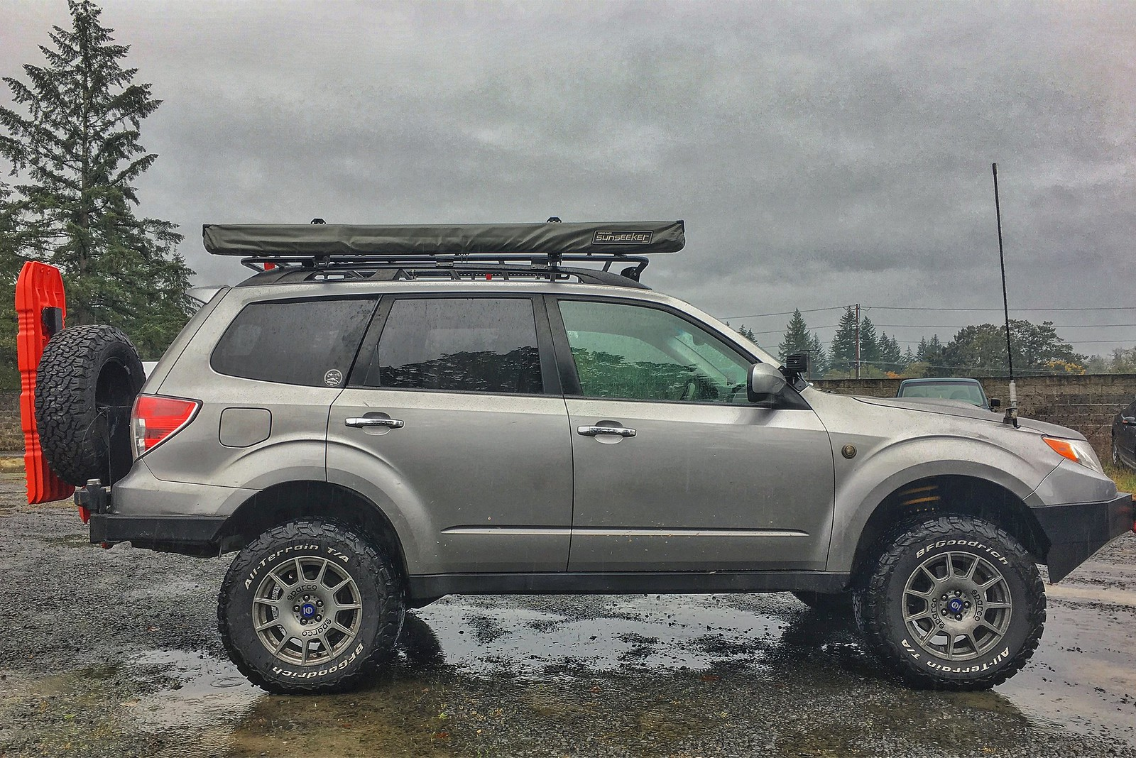 09 13 Overland Build Thread Subaru Forester Owners Forum
