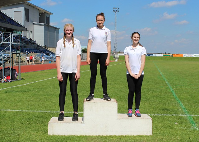 Sports Day 2016 Podium Photos