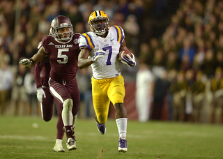 11/28/2014 LSU vs. Texas A&M