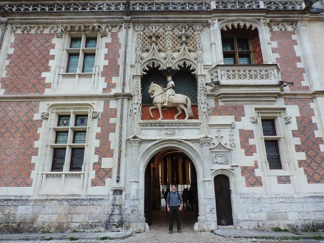 Château de Blois, Blois, France