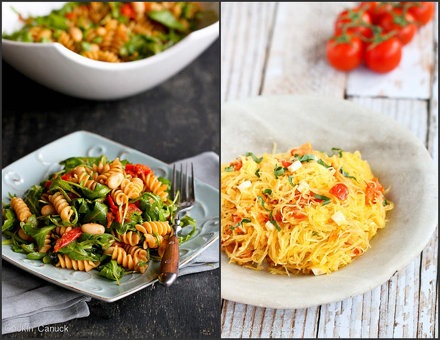 Recipes with Roasted Tomatoes