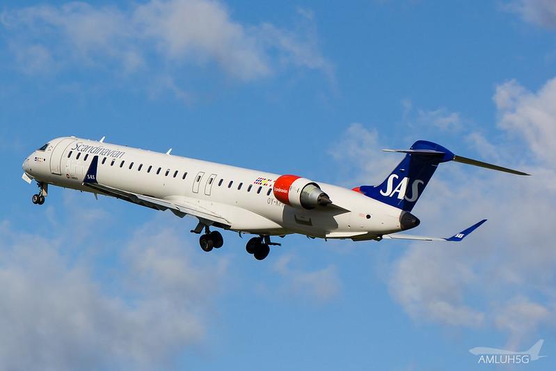 SAS - CRJ9 - OY-KFK (2)