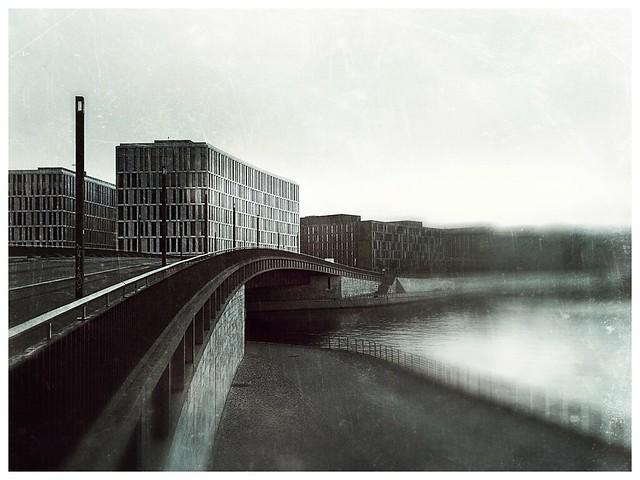 Hugo Preuss Brücke / Berlin