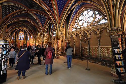 Sainte-Chapelle du Palais