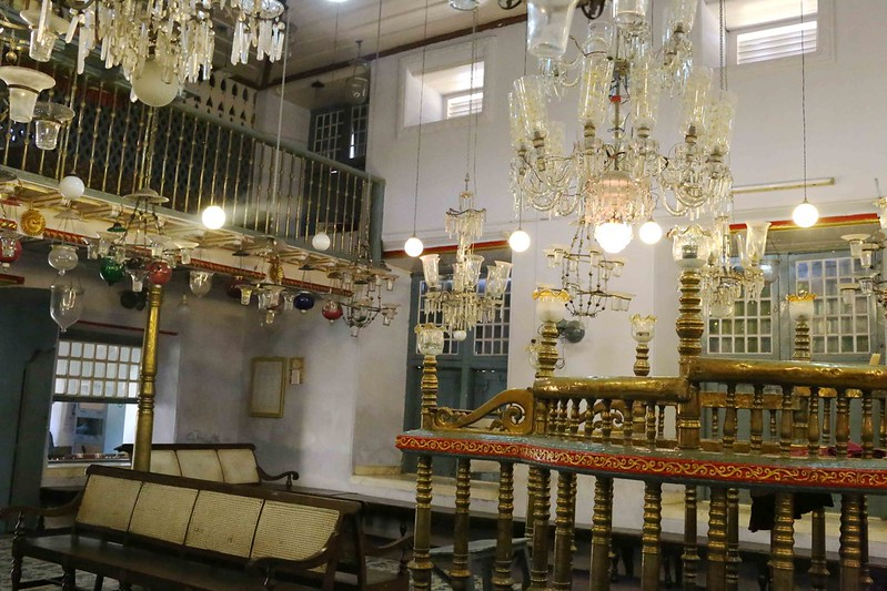 City Monument - Paradesi Synagogue, Jew Town, Cochin
