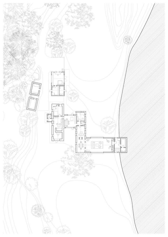 Проект загородного дома в Ирландии