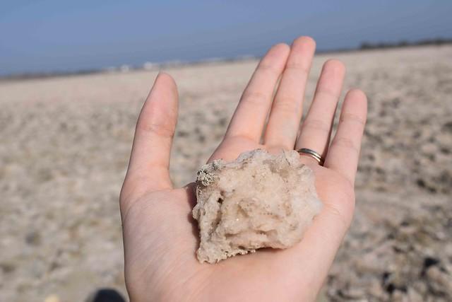 Salt Chunk