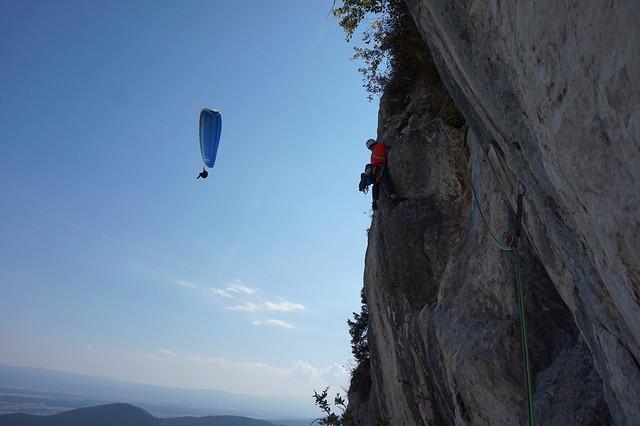 Hohe Wand Jagd den Snark 275 m (6+)