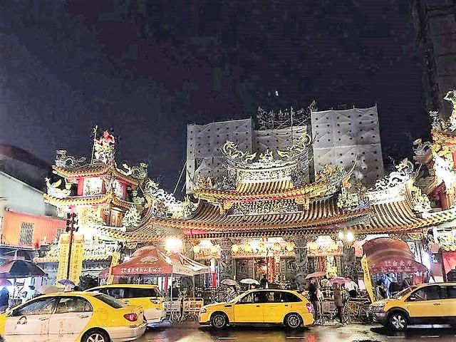 ⑧アート台北2015の後、夜は観光に