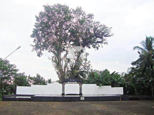 Lokasi Prasasti Kayu Arahiwang