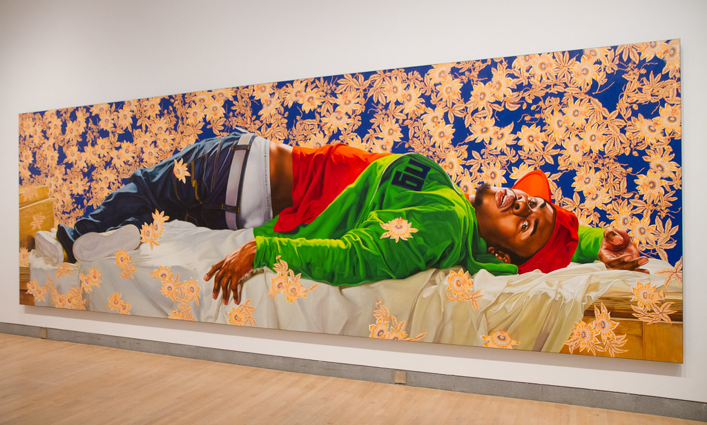 Kehinde Wiley, A New Republic, Brooklyn Museum